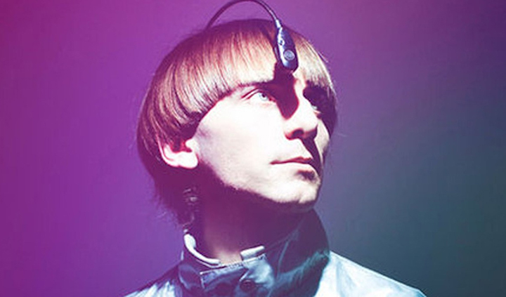 Neil Harbisson Portrait