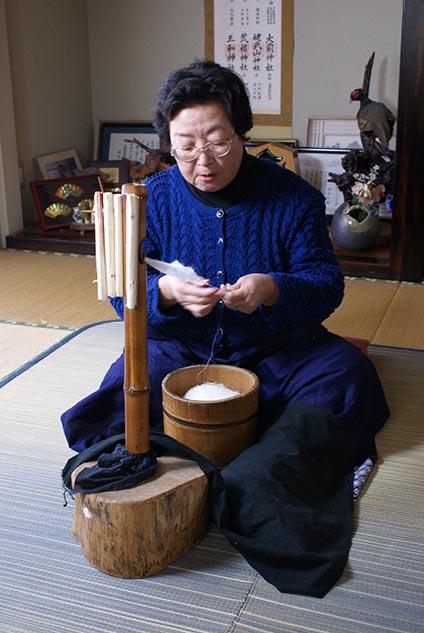 Yuki-tsumugi