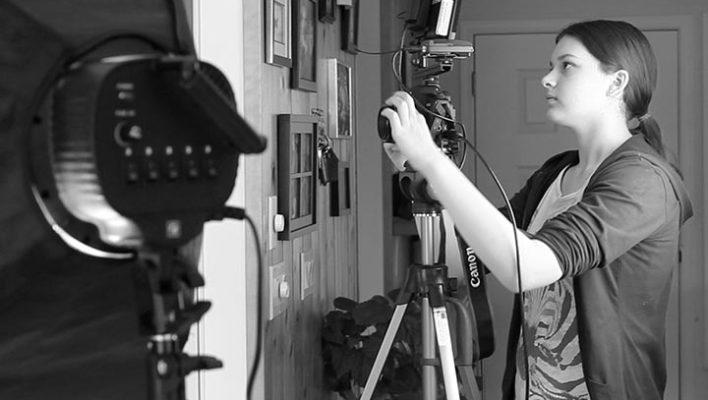Kora Vanderlip: The Budding Filmmaker