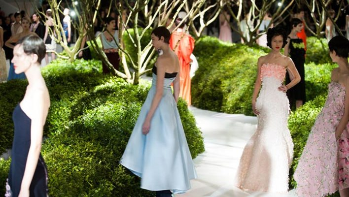 The Nostalgia of Haute Couture