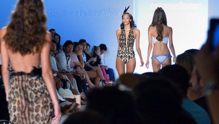 Mercedes Fashion Week – SWIM 2015
