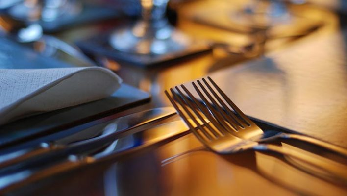 Dining Etiquette for Executives