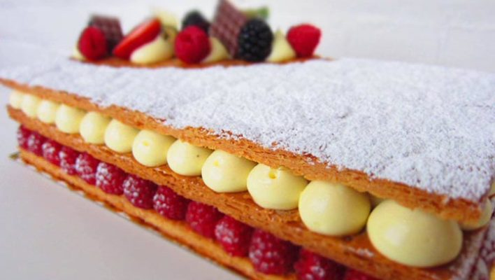 mon K patisserie: French Pastries With Japanese Flair
