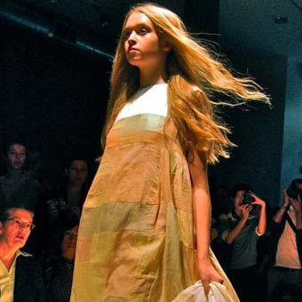 Sustainable Fashion at Mercedes Benz Fashion Week