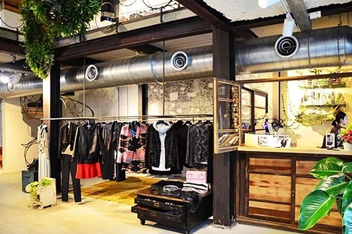 One Fifteen. New, fashion designer brand based, composite boutique in Taipei.