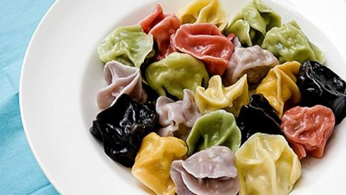 Chinese Cuisine: Taste the Rainbow