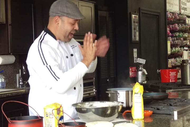 Chef Neil Fuentes