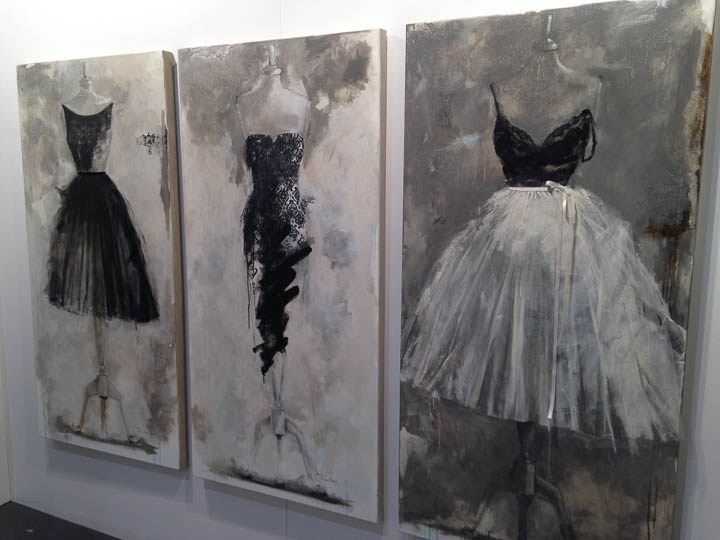 Andrea Stajan Ferkul Fashion and Art Collusion