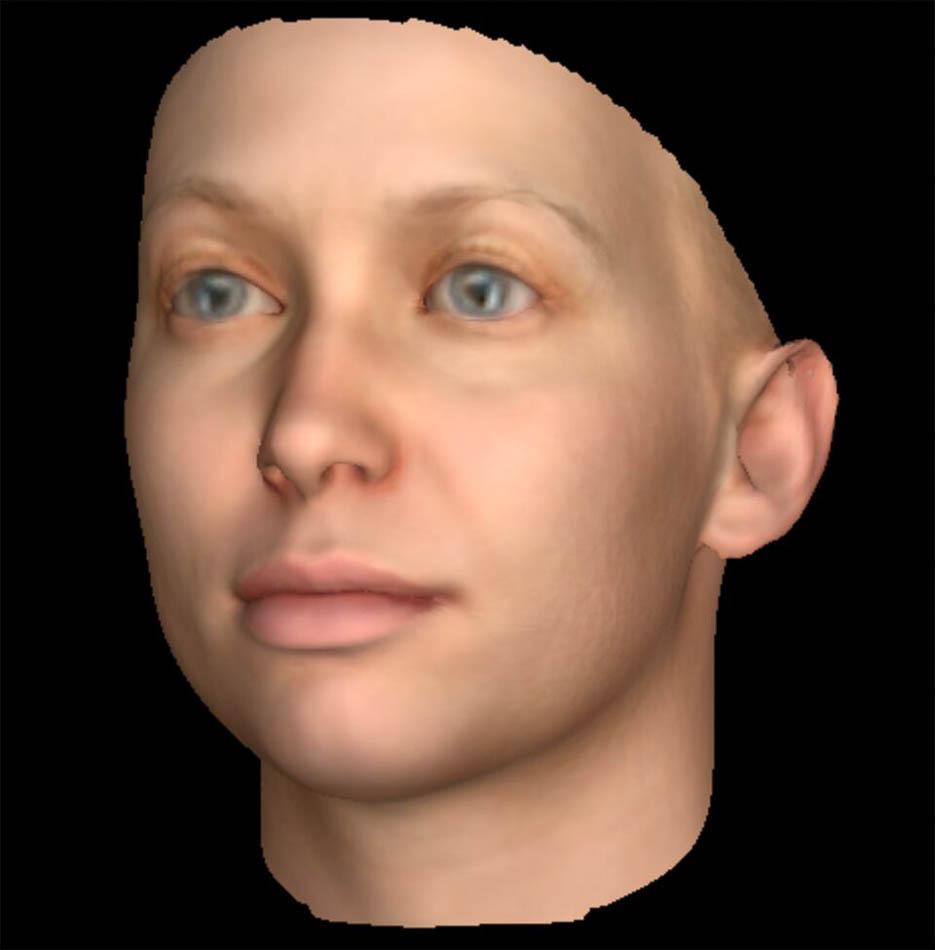 DNA Portrait Sculptures