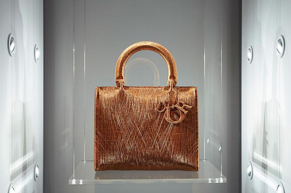 Dior Exhibition at Harrods