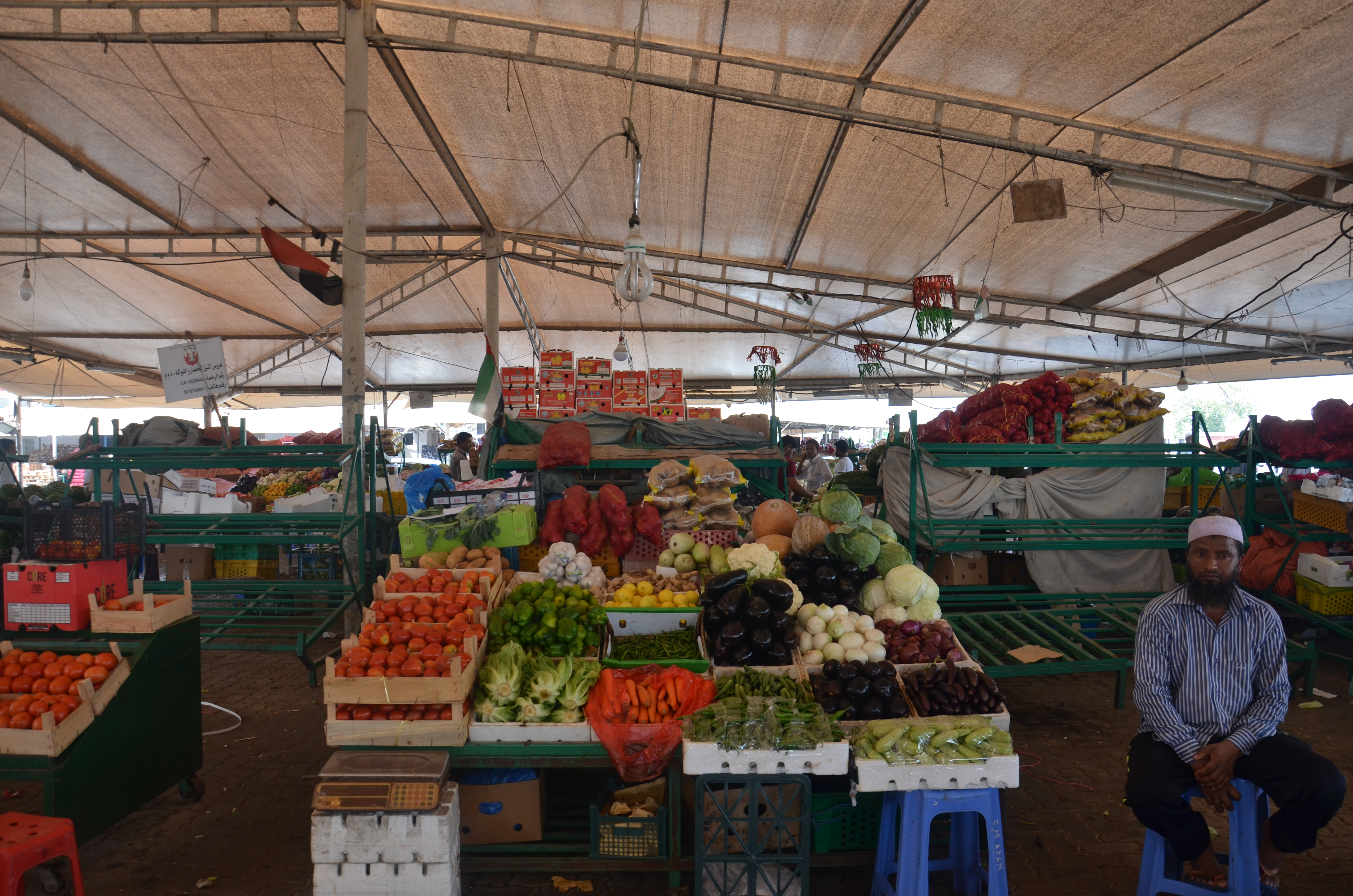 AD Beyond the Malls: Mina Fruit and Vegetable Market | The