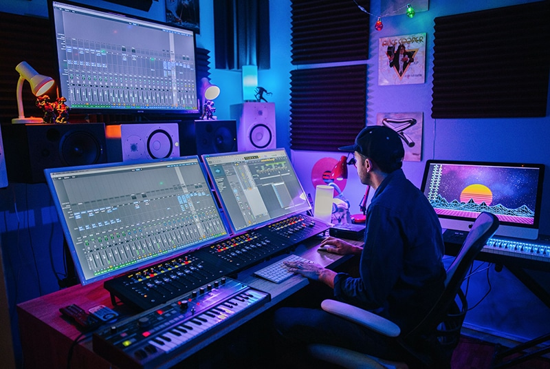 Promoting Yourself As A Music Producer