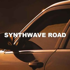 Synthwave Road