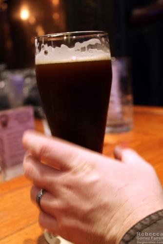 Seasonal fall brew.