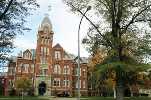 The Normal School, original site of CWU.