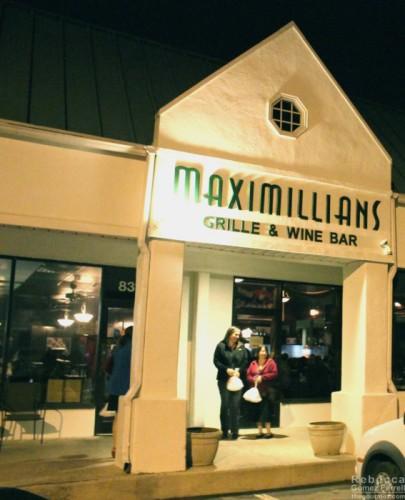 Maximillians 08