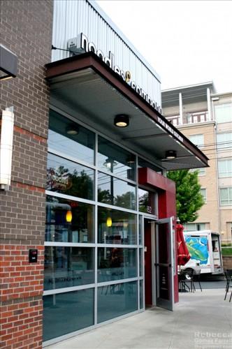 Durham's Noodles & Company location.