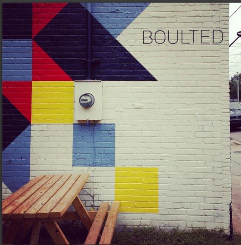 Boulted Bread