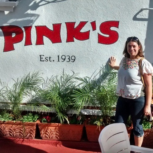 Thank you, Pink's!