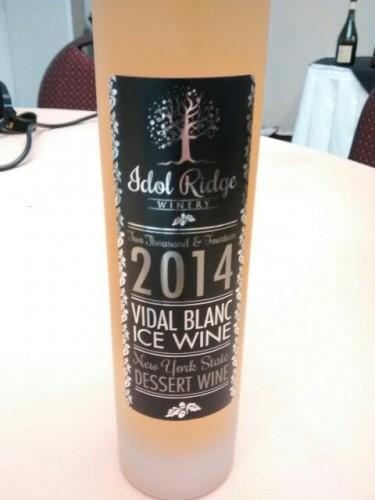 Vidal Blanc Ice Wine 2014