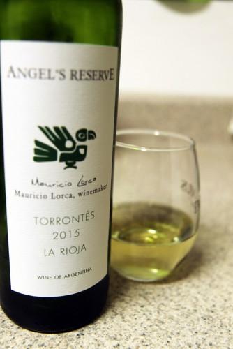 Lorca Torrontes Wine Review