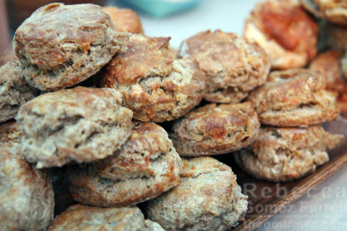 Sunnyside Catering biscuits