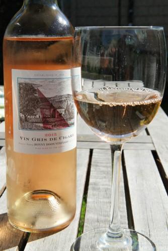 Bonny Doon Vineyards Vin Gris de Cigare 2015