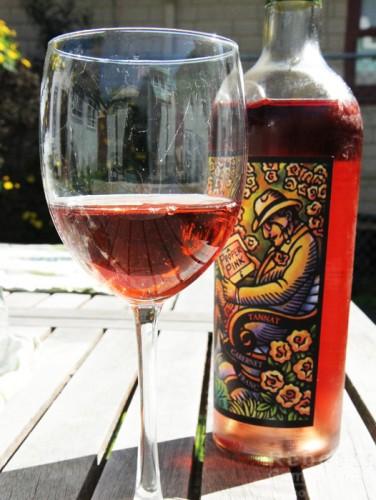 Bonny Doon Vineyards A Proper Pink Tannat Cabernet Franc