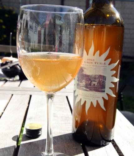 Bonny Doon Vineyards Vin Gris Tuile