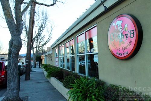 Pinky's Pizza Walnut Creek