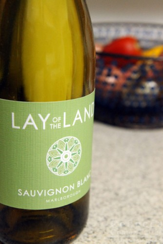 Lay of the Land Sauvignon Blanc review