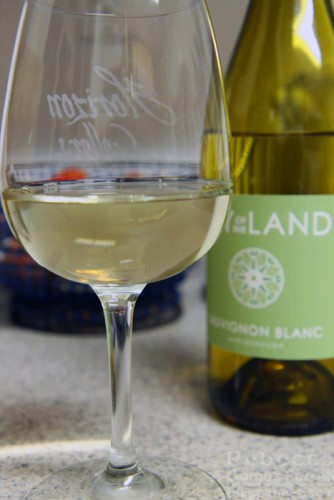 Lay of the Land Sauvignon Blanc wine review