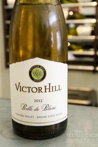 Victor Hill Belle de Blancs Matthes Vineyard
