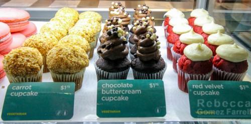 Lemonade's cupcakes