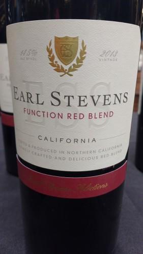 Earl Stevens Function Red