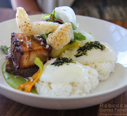 kahlua pork belly brunch aina