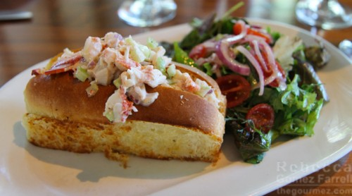 Scratch lobster roll mountain view