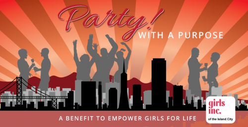 Girls Inc Party with a Purpose