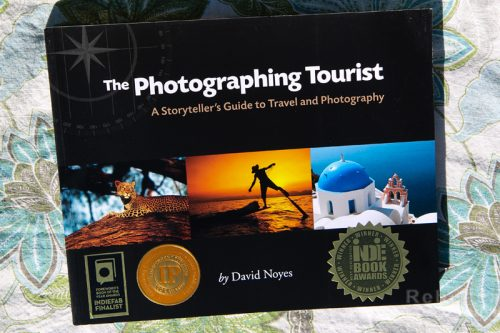 The Photographing Tourist by David Noyes