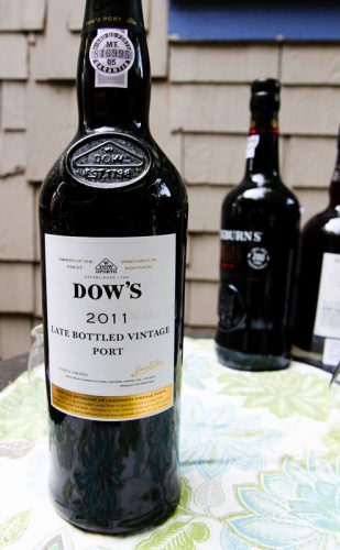 dow's 2011 late bottled vintage port