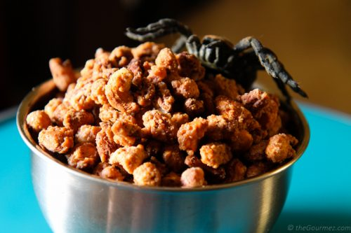 Graham's 10 year tawny port pairing butter toffee nuts