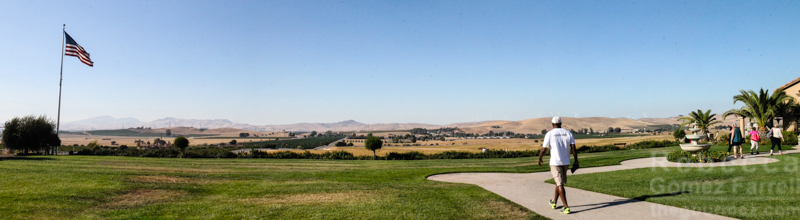 McGrail Vineyards view Livermore Wine Country