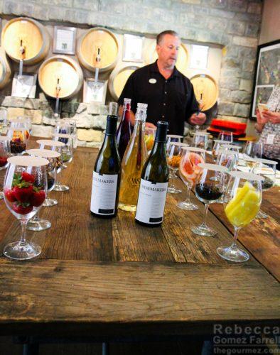 Winemakers Studio Aroma Seminar