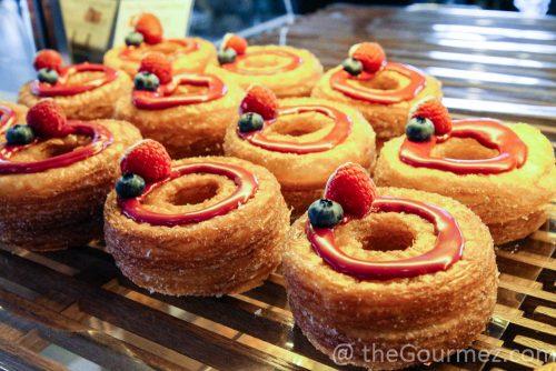Paris Baguette cronut