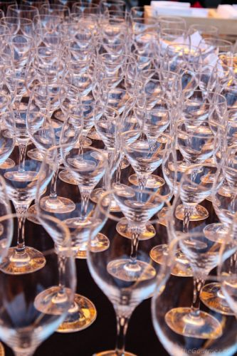 Sustainable Contra Costa wine glasses
