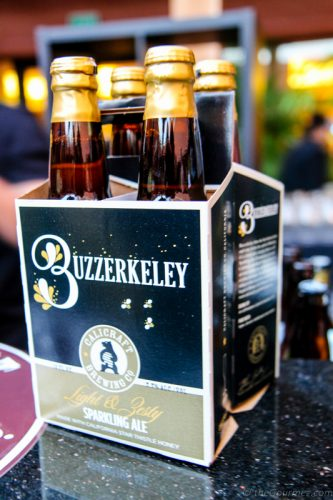 buzzerkeley sparkling ale