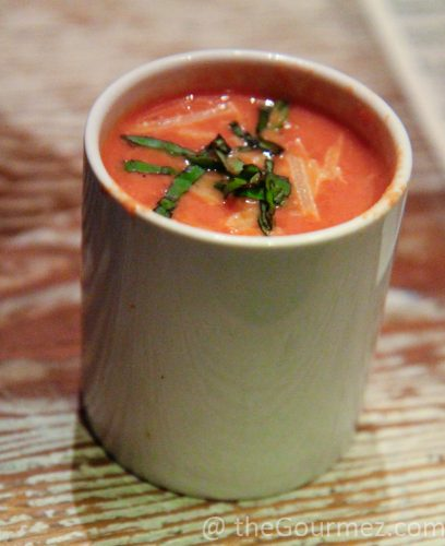 tomato bisque the Lunchpad