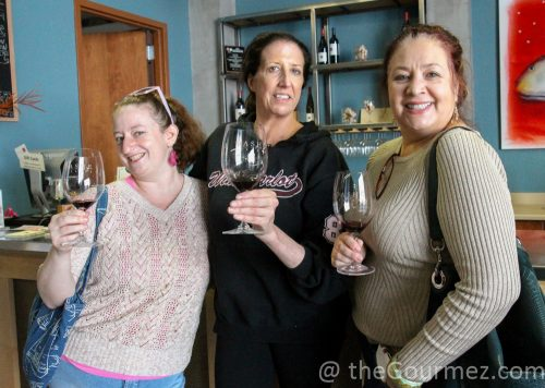 east bay wine posse, off the beaten glass, brix chicks, wine harlots, oakland urban wine tour