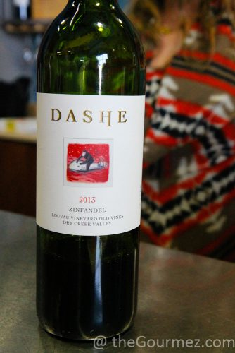 dashe cellars dry creek zinfandel review