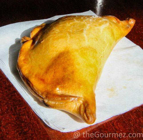 chicken empanada javi's empanadas oakland